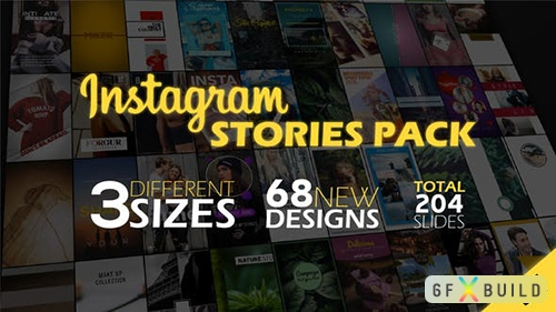 VH - Instagram Stories Pack 22093438