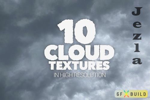 Cloud Textures x10 - 6337189