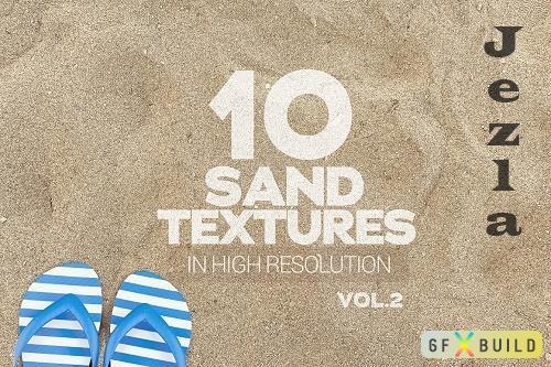 Sand Textures x10 Vol.2 - 6337206