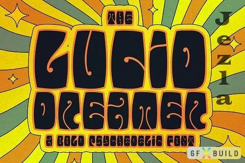 The Lucid Dreamer font - 6246457