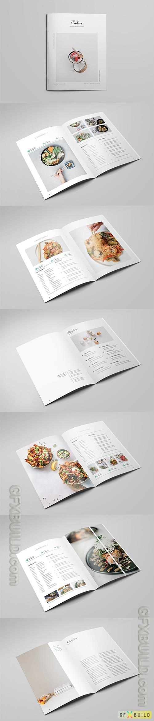 A5 Recipe Book II