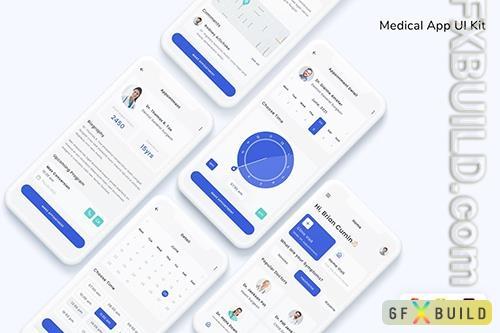 Medical App UI Kit