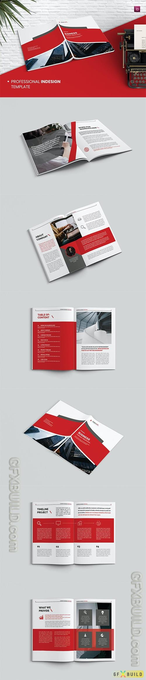 Business Company Profile