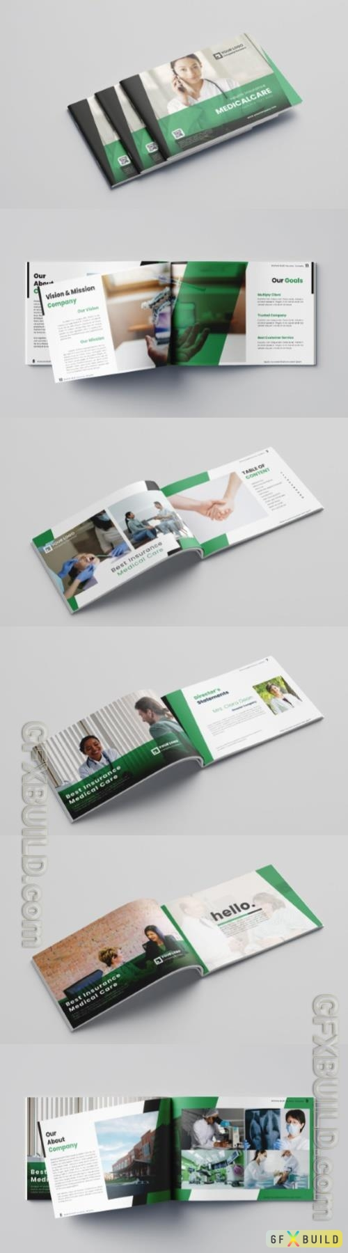 Health Insurance Brochure Vol.1