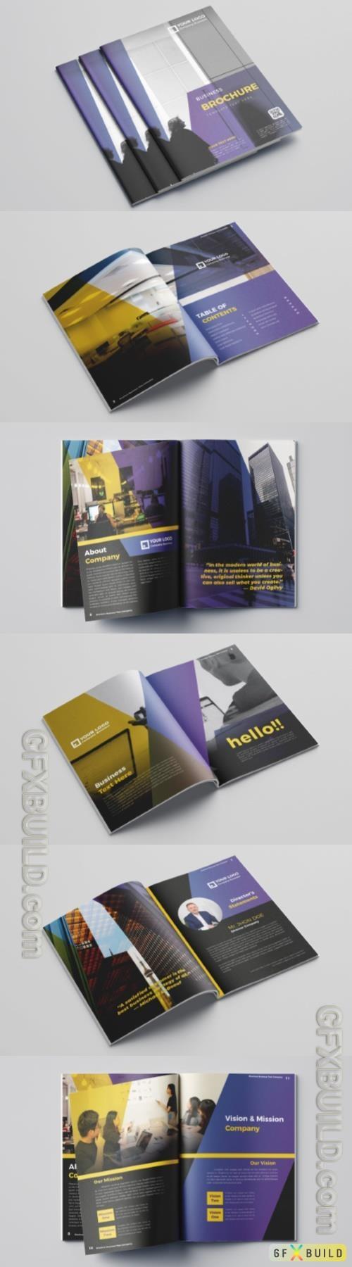 Business Brochure Vol.8