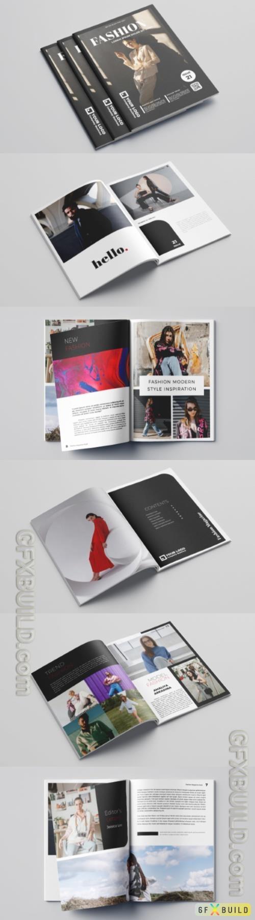 Fashion Teen Magazine Vol.1