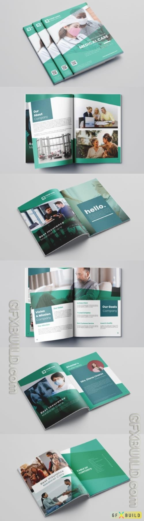Health Insurance Brochure Vol.3
