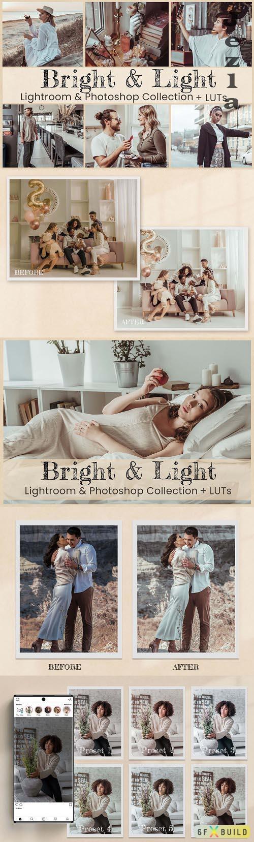 Bright Light Lightroom Photoshop LUT - 6524061