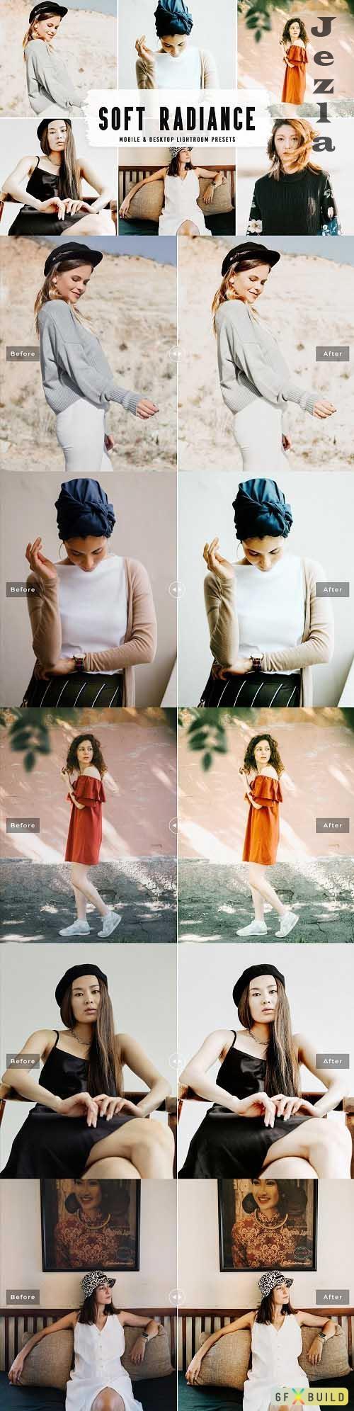 Soft Radiance Pro Lightroom Presets - 6525744